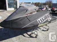 Pre-owned 2002 Sea-doo GTX Di 130hp. This 3-up PWC