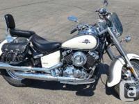 2003 Yamaha V Star 650 ClassicThe middleweight cruiser