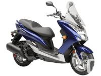 FULLY AUTOMATICThe all new SMAX scooter is a surprising