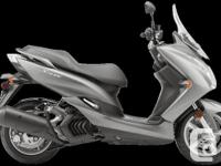 2015 YAMAHA SMAXThe all new SMAX scooter is a