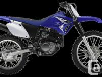 2015 YAMAHA TTR230Riders of all skill levels will have