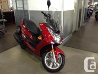 New SMAX .The SMAX scooter is a surprising little