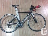 Up for sale is a brand new Kuota Kueen K. 56cm TT
