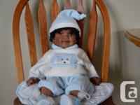 """3 Baby Dolls for sale  Ashton Drake Galleries """"Heirloom"""