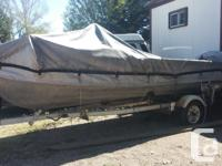 I have 3 Boats that Ill sell or trade for a Motorbike