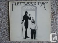 I have 3 Fleetwood Mac albums that I would like to