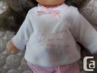 With The Corolle Mademoiselle Mini 8 In. Doll Your
