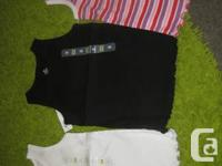 3 Old Navy Ribbed Container Tops All new with TAGS -