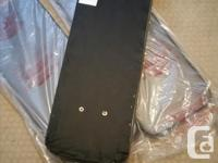 3 unused bench pads still In plastic. Can be used as