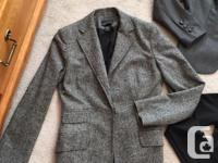 3 nice ladies blazers, size small. Great for work or