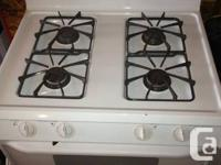 Selling a three piece suite of kitchen appliances. In