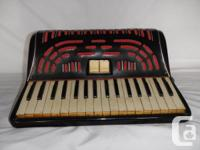 Early Italian Accordions from the 1940's.  All great