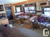 2011-30' Springdale camping trailer for sale. Very