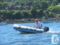 30' Sea Ray, Sundancer 300 (1995). Twin 350 inboard