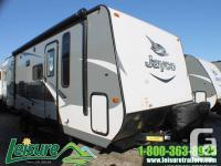2016 Jayco Jay Feather 23BHM $74 Weekly OAC * Sleeps 6-