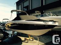 Like new condition! Great all-purpose boat! Trolling