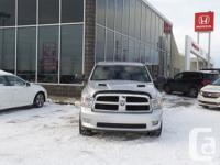 Description: This 2012 Ram 1500 Sport will change the