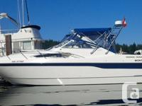 30' Foot Family Cruiser - converts to fishing