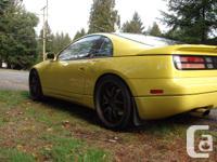 Make Nissan Year 1990 Colour yellow Trans Manual kms