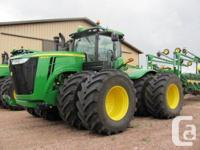 9460R 2012 John Deere 9460R, Articulated four