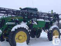 4830 2012 John Deere 4830, Self-Propelled Sprayers,