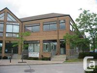 Great professional office space with warehouse storage