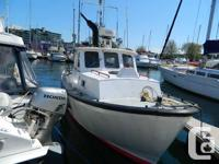 30ft Aluminum Trawler. Strong 4-53 GM diesel in very
