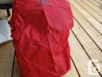 Gregory Zulu 30L hiking backpack Basically brand new,