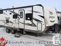 Description: The 2016 White Hawk 24MBH, by Jayco, is a