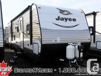 Description: The 2016 Jay Flight 28BHBE, by Jayco, is a