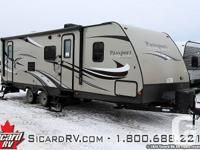 Description: The 2016 Passport Grand Touring 2810BH, by