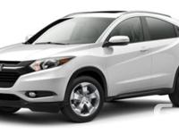 Description: This is a 2016 Honda HR-V EX-L with Navi.