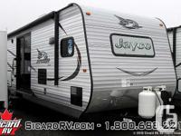 Description: The 2015 Jay Flight 34FKDS, by Jayco, is a
