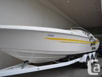 Watercraft runs remarkable and is entirely serviced!