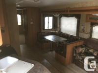 This is a beautiful well maintained family camper