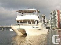 The ultimate exploration vessel for our coast. Pacific