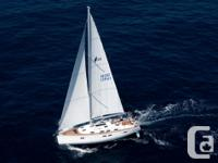 The 1st of an all new generation of Bavaria yachts. The