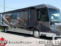Description: The 2015 Meridian 40R, by Itasca, is the