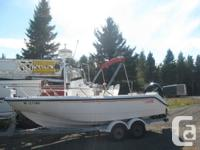 2001 BOSTON WHALER OUTRAGE 18-2 AXEL SHORELANDER