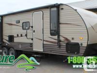 2016 Forest River Cherokee Grey Wolf 27DBS $65 Weekly