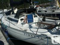 """S.V. """"Allons-Y"""" is a wonderful Beneteau First Series"""