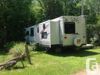 Mint condition, 2008 travel trailer with all of the