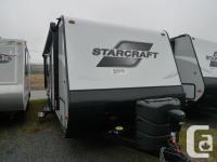 2016 Starcraft Launch Ultra Lite 26BHS CSA CUSTOMER