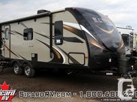 Description: The 2016 Passport Elite 23RB, by Keytone,