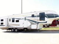 GREAT fifth WHEEL FOR THE FAMILY! Quad Bunks/2 Bunks