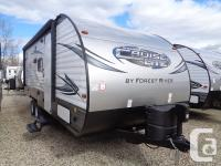 1 Slideout, two Bunkbeds, a Booth Dinette/Sleeper,