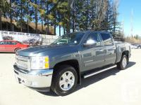 Description: 2013 Chevrolet Silverado LT Crew Cab 4x4