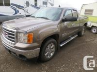 2013 GMC Sierra 1500 SLT, Extended Cab, 4x4, leather
