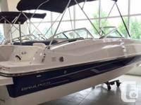 2014 Bayliner 190 Deck BoatPricing does not include