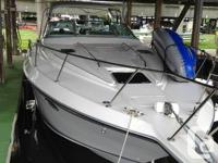 32 Regal Commodore-- 1991 with Twin Mercury motors and
